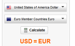 Currency Calculator